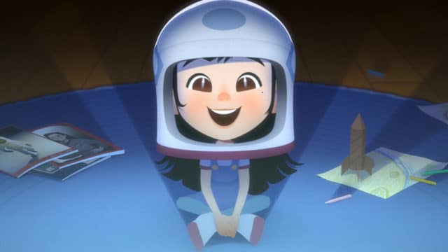 One Small Step, an Oscar-nominated animated short