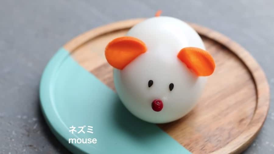 cute egg mouse