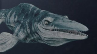What are mosasaurs?