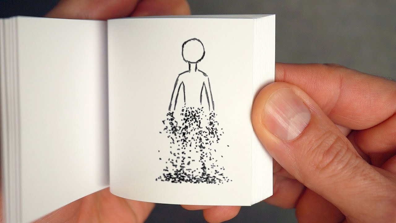 Disintegrating Flipbook by Andymation | The Kid Should See ...