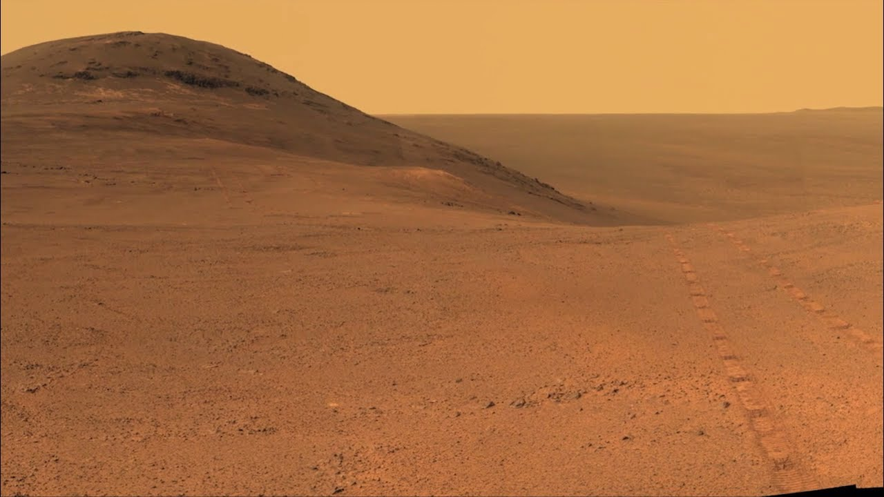 NASA's Opportunity Rover completes its mission on Mars ...