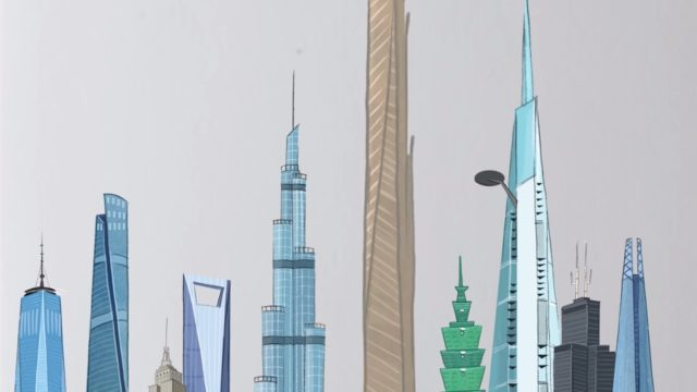 Will there ever be a mile-high skyscraper?