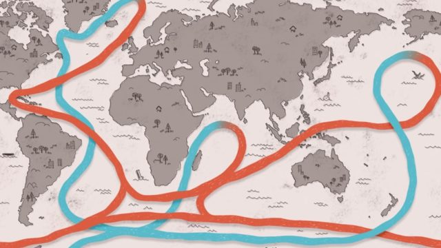 How do ocean currents work?
