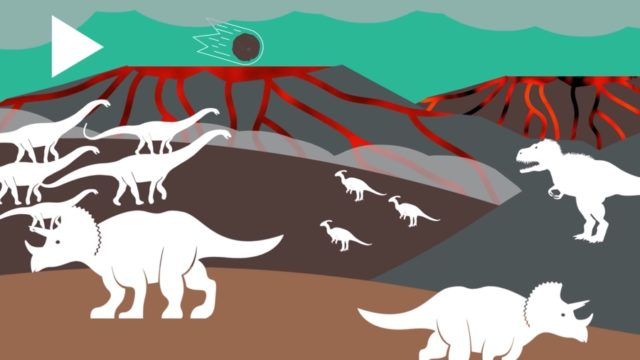 Did an asteroid kill the dinosaurs?