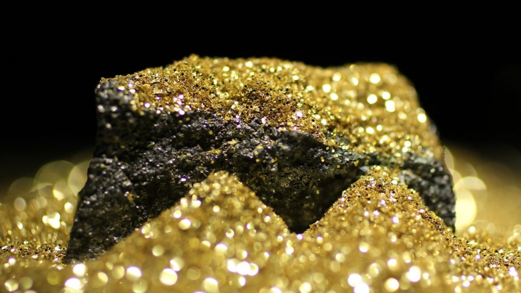 rocks - solid gold video