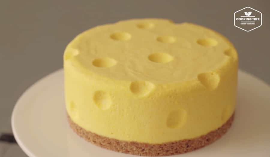 Emmental cheesecake