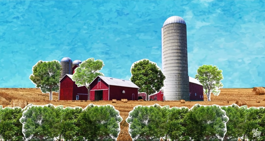 farms and forests working together