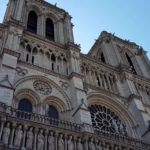notre dame de paris two towers
