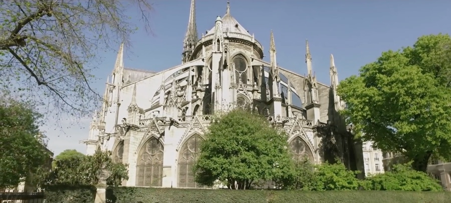 notre-dame east