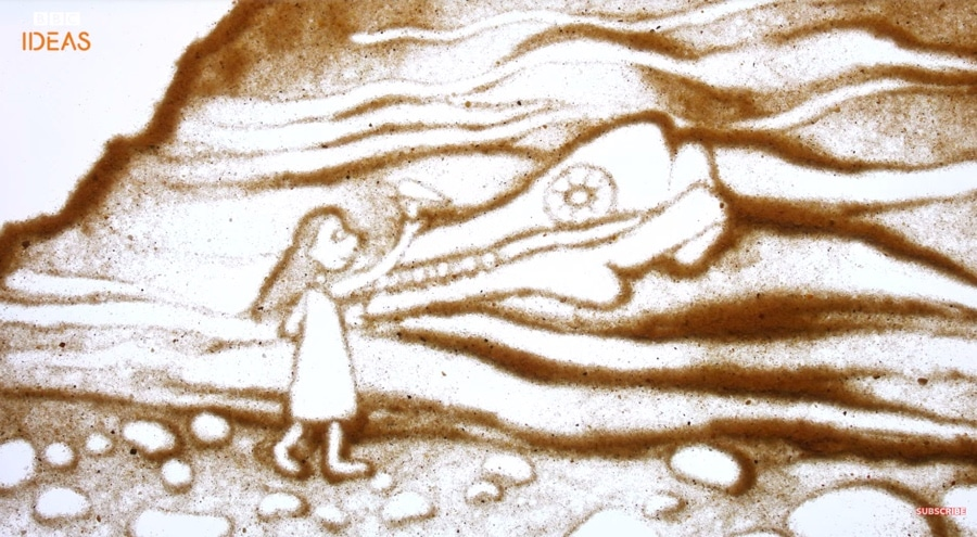 mary anning discovery