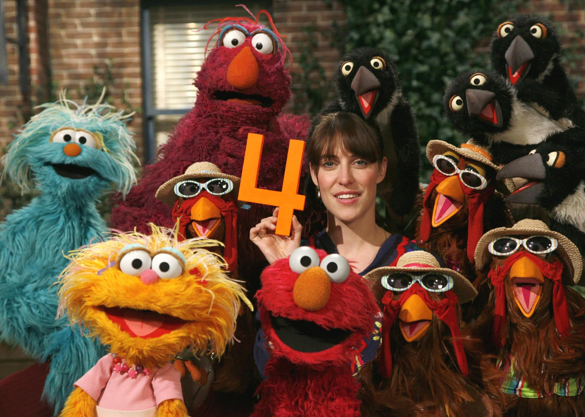 feist sings 1,2,3,4 on sesame street