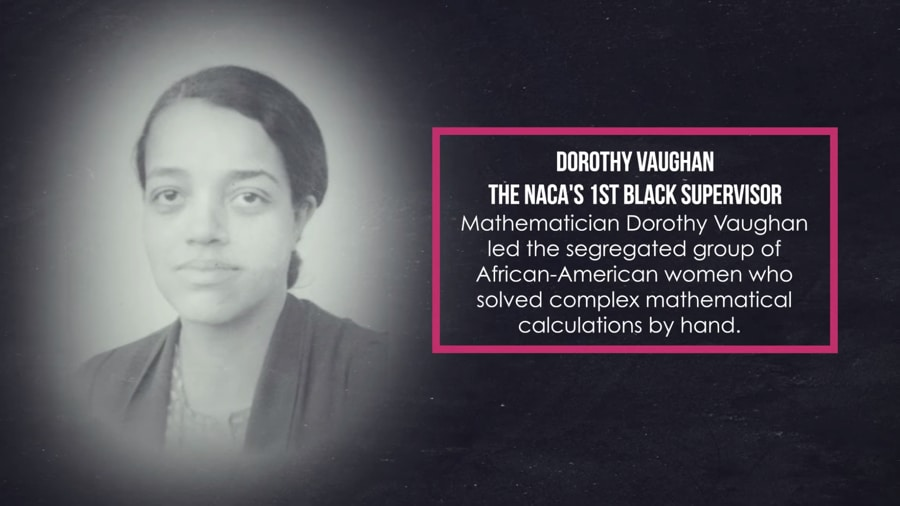 mathematician dorothy vaughan