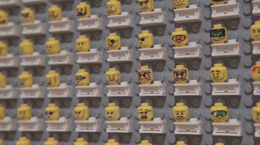 lego factory faces