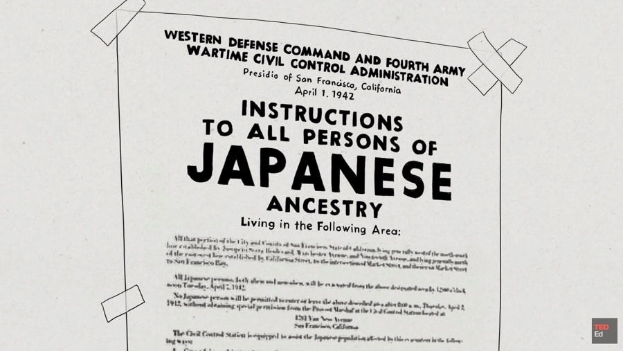 internment poster