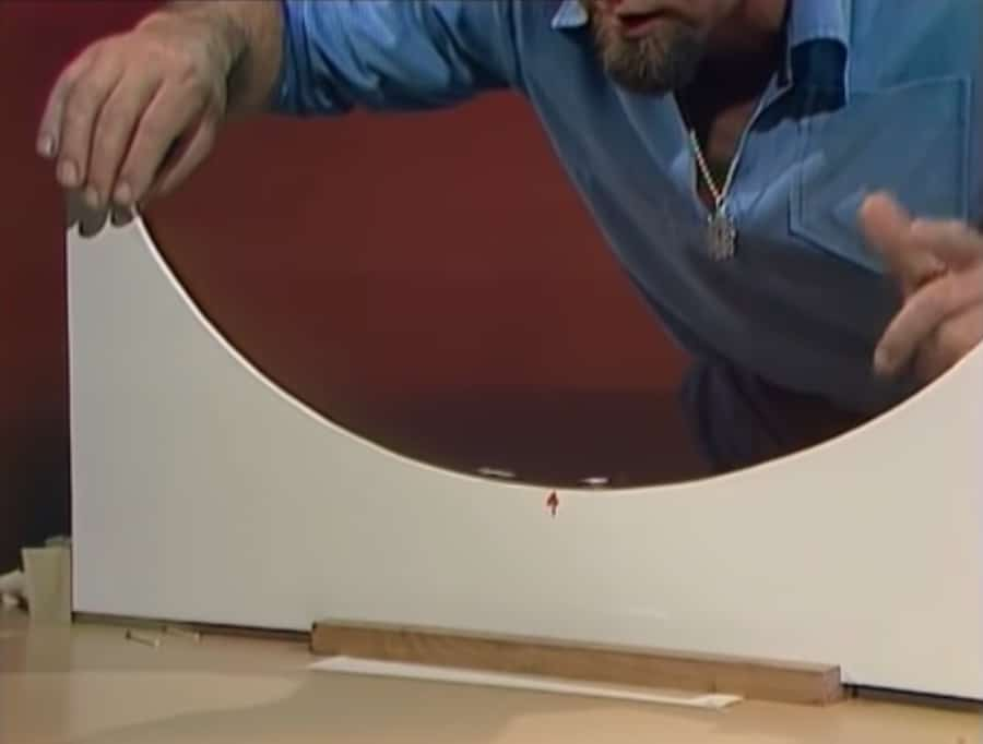 isochronous curve demonstration