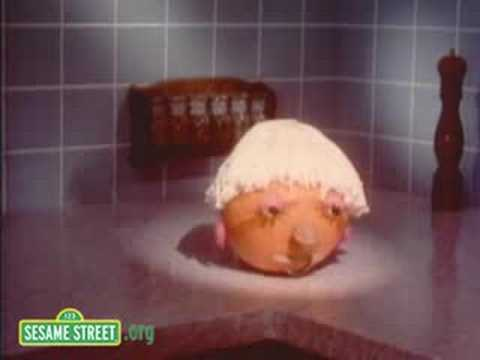 Operatic Orange, a Sesame Street stop-motion short | The Kid Should See This