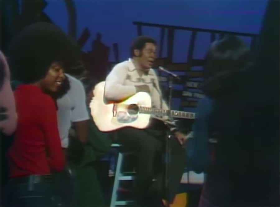 bill withers on soul train