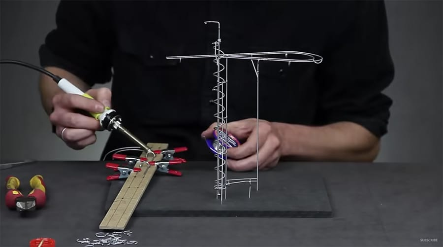 making the marble run