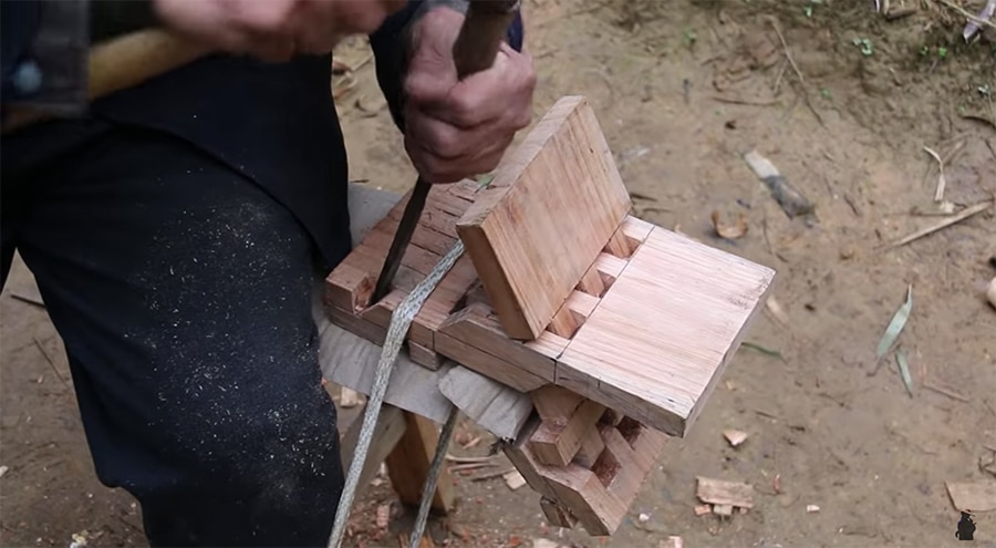 luban-style joinery