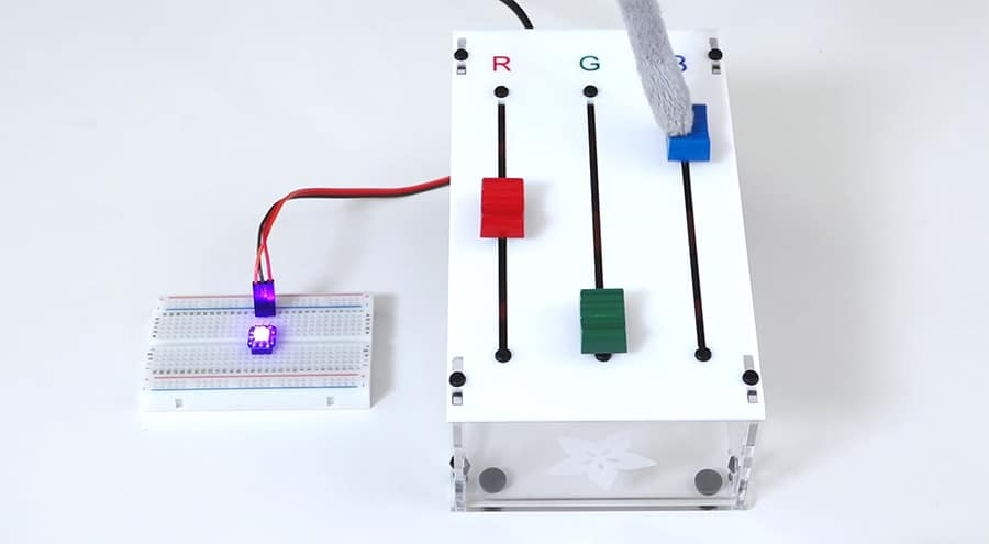 creating other colors with RGB LEDs