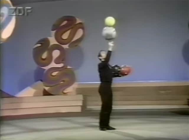 Francis Brunn's Impossible Trick