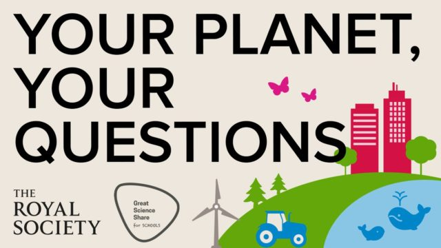 your planet, your questions