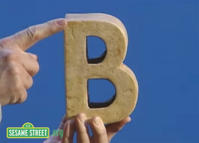 is this the letter B?